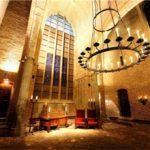 kroonluchter DOM kerk Utrecht