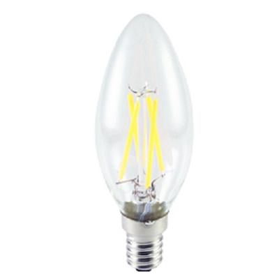 Kerzenförmige lampe E14 LED